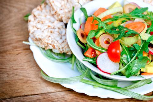 Правильное питание - один из принципов здорового образа жизни