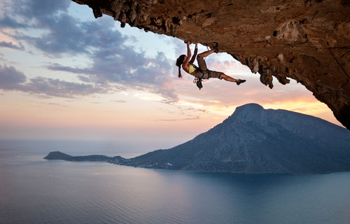Психологические упражнения для скалолазания