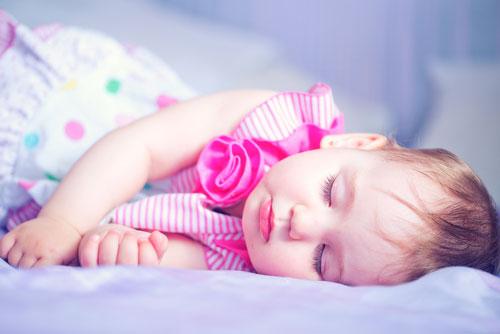 Развитие малыша и сон