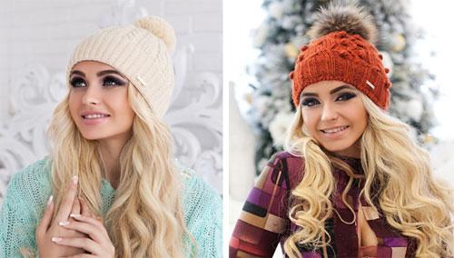 Секрет поиска женской шапки