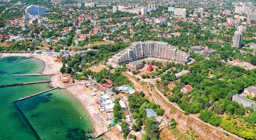 Про гостиницы в Одессе