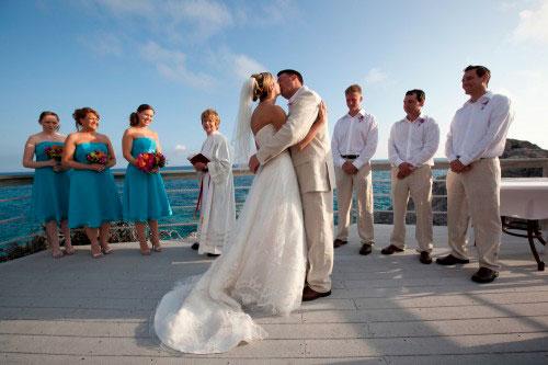 Свадьба на круизном лайнере