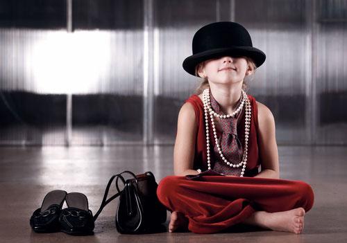 Как правильно учить ребенка одеваться