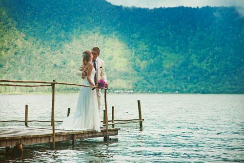 Заграничные места для свадьбы