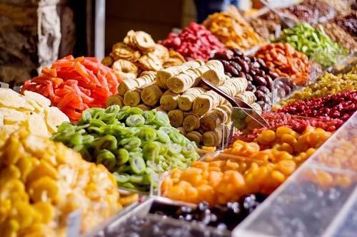 7 натуральных и полезных сладостей