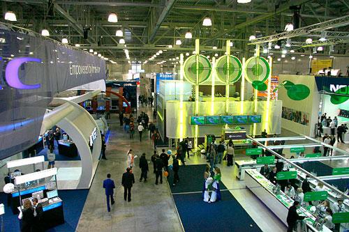 Бизнес-выставки в Москве