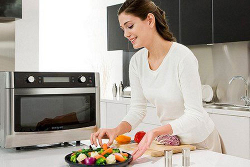 Какие блюда лучше всего получаются в микроволновке