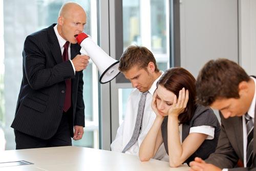 Что делать, если у вас плохой босс?