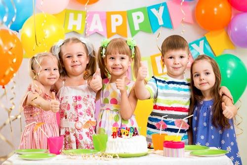 Идеи для празднования детского дня рождения