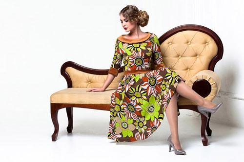 История появления женского платья