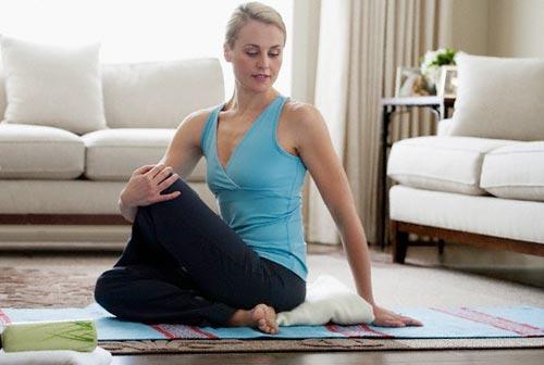 Йога, как средство борьбы со стрессом