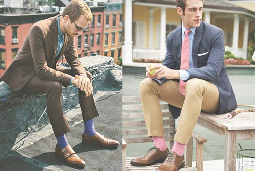 Как правильно выбирать носки