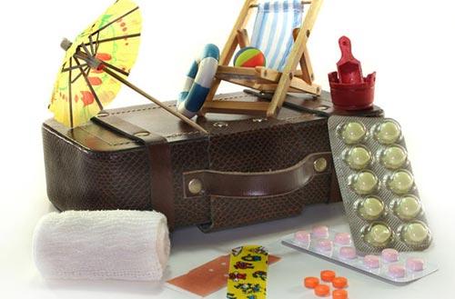 Какие лекарства необходимо взять с собой на отдых за границей