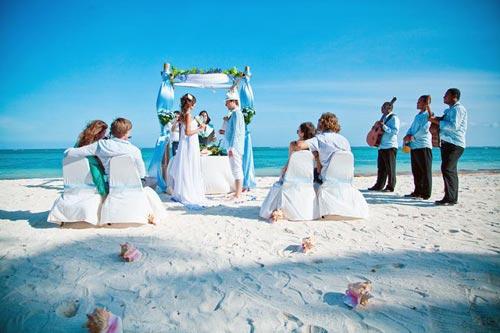 Мечта — свадьба за границей!