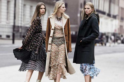 Модные тенденции 2016 года