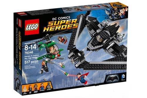 Новые наборы в серии Lego