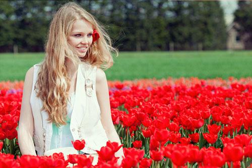 О языке цветов: значение тюльпанов
