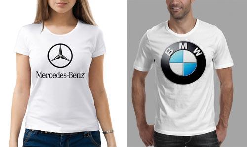Одежда с логотипами любимых брендов