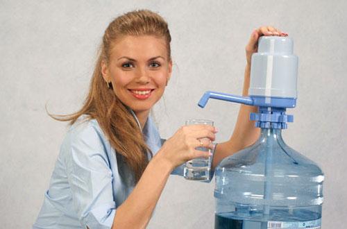 В чем преимущества бутилированной воды?