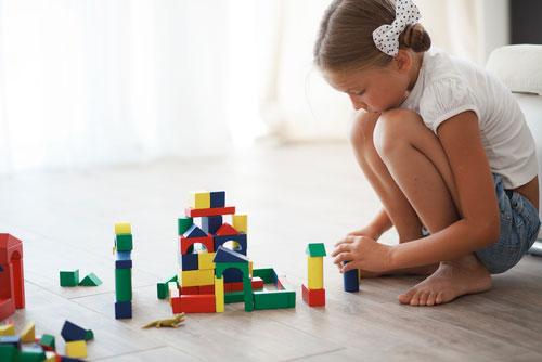 Привить ребенку усидчивость и внимательность