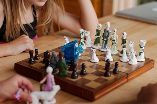 Шахматы как метод детского развития