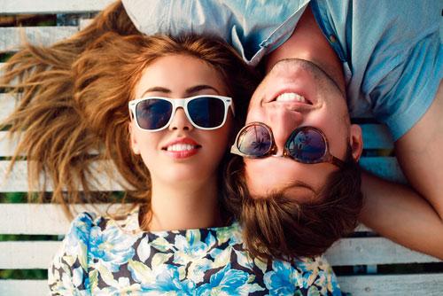 Какие солнечные очки помогут сохранить зрение