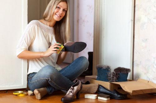Полезные советы по уходу за обувью