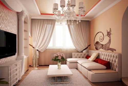 Популярные стили оформления современных квартир