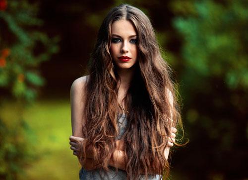 Сухие волосы: ищем и устраняем причины