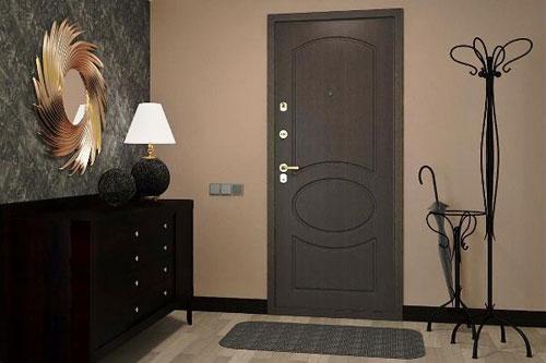 Собственноручная установка входных дверей