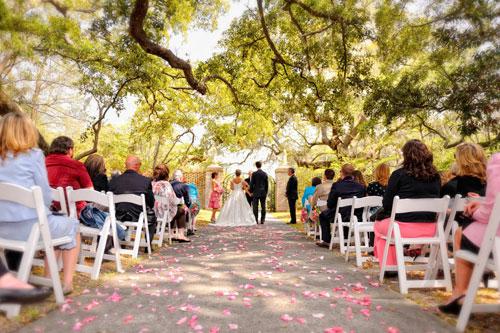 Варианты организации свадьбы
