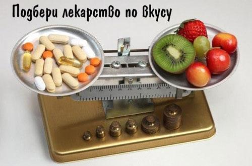 Витамины и пищевые добавки. Нужны или нет?