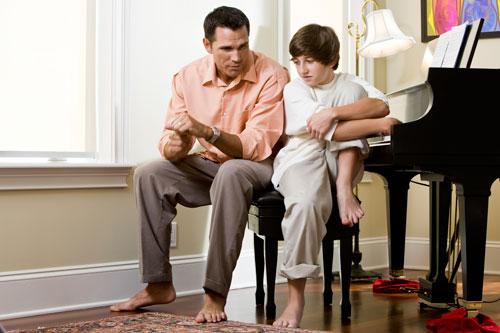 Воспитание детей собственным примером