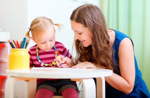 Воспитание деток от одного до трех лет