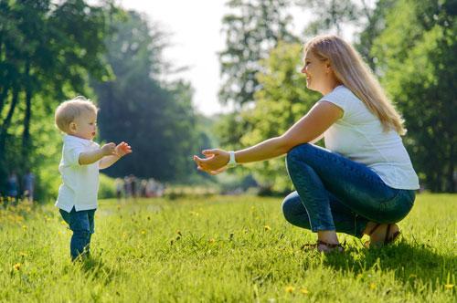 Выходим с детьми на прогулку без скандалов