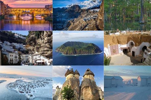 10 странных и необычных мест, где живут обычные люди (фото)