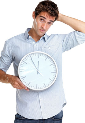 6 причин нехватки времени