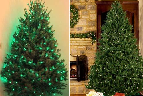 8 способов украсить елку (фото)