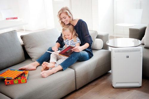 Выбираем бытовой очиститель воздуха