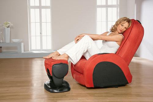 Что такое массажное кресло