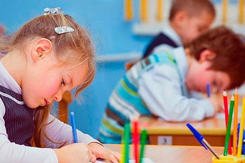 Факторы, от которых зависит успешное обучение во втором классе