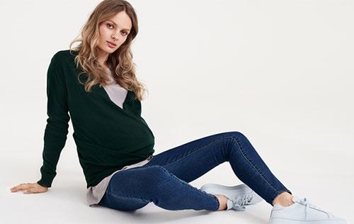 Гардероб будущих мам
