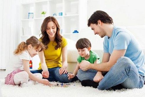 Как развлечься в выходные дома с пользой для всех?