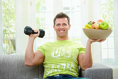 Как вегетарианство влияет на фитнесс