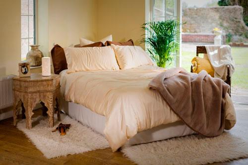 Как выбрать одеяло и подушку с наполнителем из бамбукового волокна