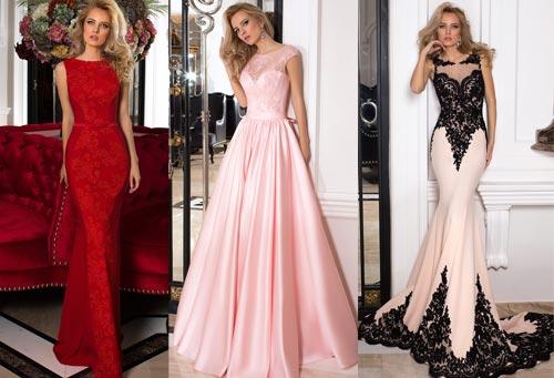Как выбрать роскошное вечернее платье
