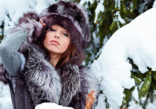 Как выглядеть элегантно в холода