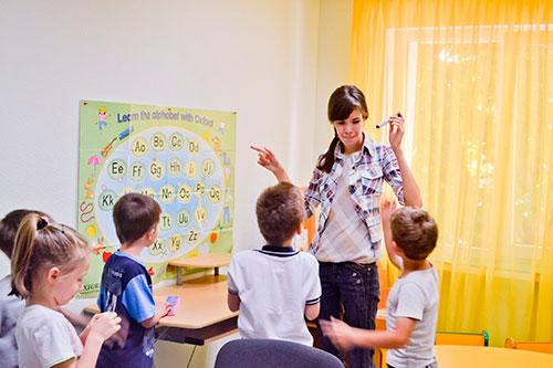 Как заинтересовать ребёнка английским языком