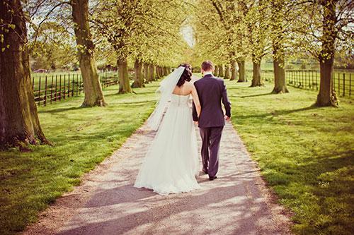 Какой должна быть свадебная прогулка