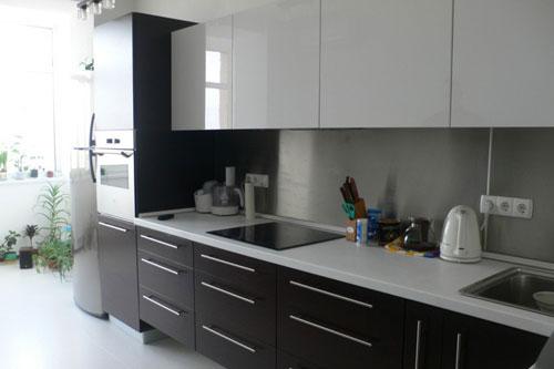 Современная классика в виде модерна на вашей кухне